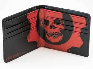 Gears of war men's wallet £4.99 collected from DPD collection point @ MenKind