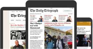 Telegraph Premium £50 per year plus free Google Home worth £129