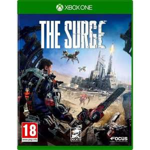 [Xbox One] The Surge - £8.99 (Using code) - MyMemory