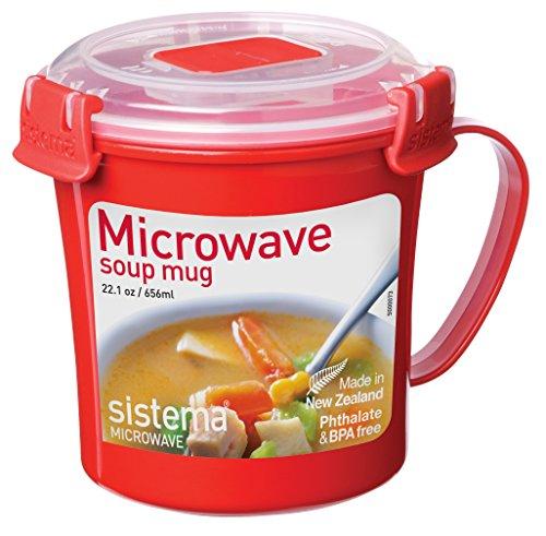 Sistema soup mug @ Amazon - £2.60 Prime / £6.59 non-Prime