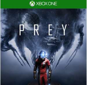 Prey Xbox One/PS4 £10 with prime (£11.99 without prime) @ Amazon