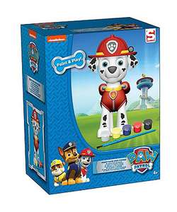Paw Patrol Paint Your Own Marshall - £4.99 @ Mothercare (C&C)