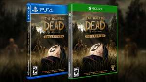 The Walking Dead - Telltale Series Collection Game (Xbox One & PS4)