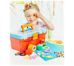 Collage Toolbox was £16.00  you save: £9.60 £6.40 @ Mothercare
