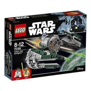 Lego Star Wars Yoda Jedi starfighter £14.53 Prime @ Amazon