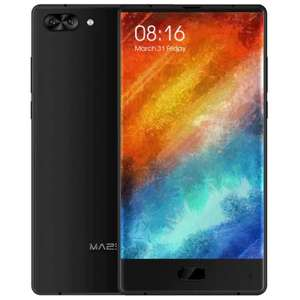 "MAZE Alpha 6"" Android Smartphone UK Edition Helio P25 4GB RAM 64GB Storage £104.17 Delivered from Gearbest EU"