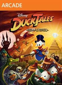 DuckTales: Remastered (XO/X360) £2.49 @ Xbox (With Gold)