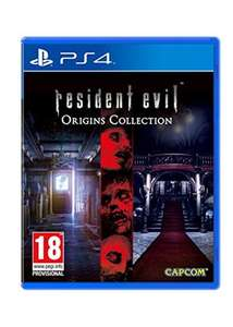 Resident Evil Origins Collection (PS4) - base.com £12.85