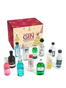 12 Days of Christmas Gin Advent Calender was £53.98 Del now £36.99 C+C / £40.98 Del @ Very / Littlewoods