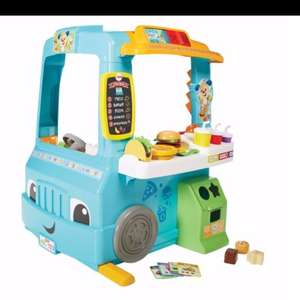 Fisher-Price Laugh & Learn Servin' Up Fun Food Truck £43.00 free C&C or £2.95 postage @ Asda Direct