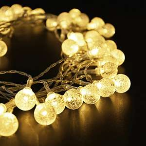 Kapmore 16.5feet/5M 50 Starry String Light £4.99 Prime / £8.98 Non Prime Sold by Kapmore and Fulfilled by Amazon
