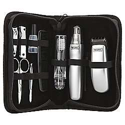 Wahl 9962-1617 Grooming Gear Travel Pack 12-Piece kit was £17 Now £11 C+C @ Tescodirect