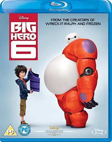 Big Hero 6 Blu-ray  £8 (Prime) / £9.99 (non Prime) Amazon Deal of the Day
