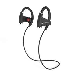 Bluetooth Headphones, Landnics IPX7 Waterproof Headphone £12.99  £ (Prime) / £16.98 (non Prime) Sold by LandnicsEU and Fulfilled by Amazon.