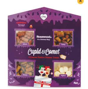 4 course dinner for cats £1.99 instore @ Aldi from 7th December
