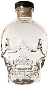 Crystal Head Vodka - 70cl - £42.34 delivered from Amazon!