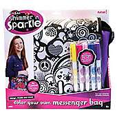 Cra-Z-Art Shimmer 'n Sparkle Colour Your Own Messenger Bag was £10 now £5 / GL Style 6 in 1 Jewellery Creations Set was £10 now £5 C+C @ Tesco Direct