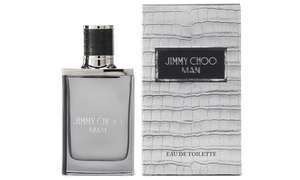 Jimmy Choo Man Eau de Toilette 30ml for £11.99 or 50ml for £15.99 Delivered WITH CODE @ Groupon