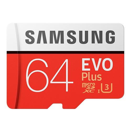 Samsung evo plus 64gb memory card - £15.25 @ GeekBuying