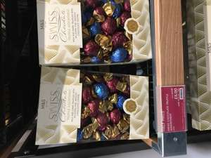 Marks and spencer swizz chocolates truffle at half price - £6 @ Marks & Spencer