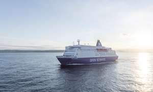 Newcastle to Amsterdam: 2-Night Return Mini Cruise for Two £29.32pp (£58.65) or Four from £23.37pp ( £93.50)  with code + Breakfast @ DFDS via Groupon