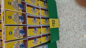 Old Rosie cider. 17 pint box £10. Morrisons In store.