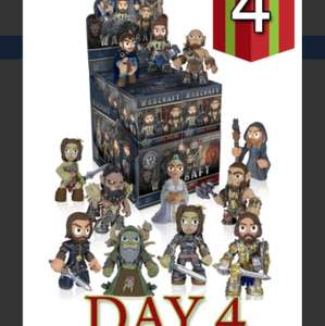 Forbidden planet Warcraft The Movie Mystery Minis Full Case of 12 for £25