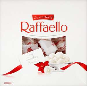 Ferrero Raffaello (240g) one pack is £6.50 but now 2 packs of 24 for £8.00 @ Waitrose