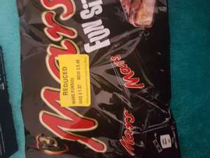 Mars fun size - 48p Reduced sticker instore @ Morrisons