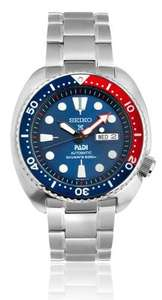 Seiko Prospek PADI SRPA21K1 Special Edition Divers watch from Debenhams with discount code rrp £429 - £239.40