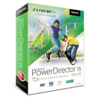 CyberLink PowerDirector 15 free on sharewareonsale