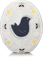 Scandi Bird Cushion (was £6.00) Now £3.00 C&C at Asda George