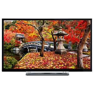 32 inch 1080p smart TV Toshiba 32L3753DB Freeview HD & Freeview Play  £199 at John lewis