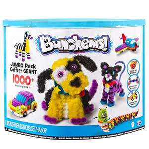 Spin Master – Bunchems Jumbo Pack 1000 Pieces £23.99 @ Amazon