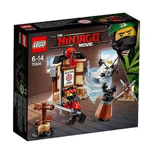 Lego Ninjago Movie Spinjitzu Training Centre £6.97 @ Asda
