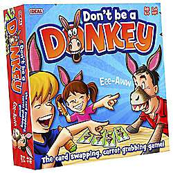 Don't be a Donkey at Tesco Direct £16 2017 Must have board game