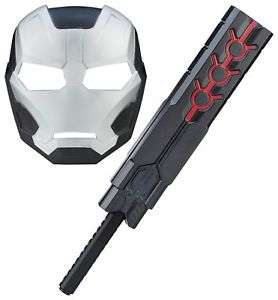 Captain America Civil War: War Machine Mask and Baton £4.99 Delivered @ Argos Ebay