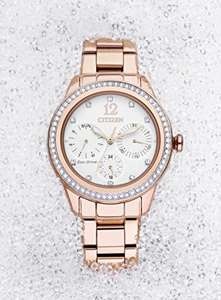 Citizen Watch Silhouette Crystal Women's Quartz Watch was £269 - £156.60 @ Amazon