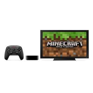SteelSeries Nimbus Wireless Game Controller with Minecraft Apple TV Edition £40 save £30 - £39.95 @ Apple