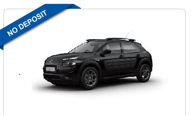 Citroen C4 Cactus Hatchback 1.2 PureTech [82] Feel 5 Door Manual - 12 month Lease Deal, No Deposit, £167.99 inc VAT per month, 10000 miles - £2254.68 total @ Key Fleet direct
