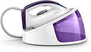 Philips GC6704/36 Fast Care Compact Steam Generator, 1.3 Litre, 2400 W - was £97.17 now £58.99 @ Amazon