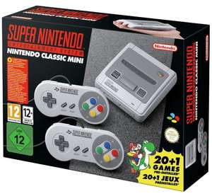 Nintendo SNES Mini EXPIRED BUT IN STOCK £83.94 @ Argos