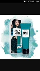 Loreal Colo Rista washout £1.00 reduced from £6.00 @ Sainsbury's - Selhurst