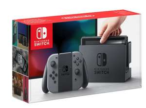Nintendo Switch Grey + 3 Game Bundle Deal - £363.34 [Potentially £333.34 after cashback - see 1st post] @ Toys r us + Amazon