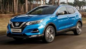 Nissan Qashqai 1. dCi N-connecta 5dr [Glass Roof Pack] 23 x £200.08 + £2034.68 Upfront 10K miles total £6,660.56 @ Select Car Leasing