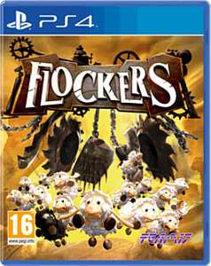 Flockers £5 (Pre-owned) / £6.99 delivered @ game - Sold and Fulfilled by Fareham Game