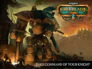 Warhammer 40,000: Freeblade completely free on Android Play