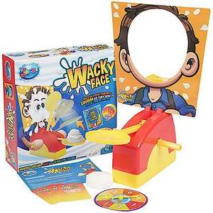 Play and Win Wacky Face VS Game £7.50 @ Tesco