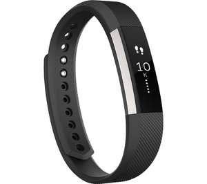 Fitbit Alta Black Small / Plum Large £64 with 2 years guarantee using code @ Currys