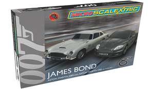 James bond scalextric £29.97 @ Asda
